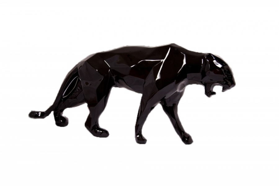 Glossy Black Panther