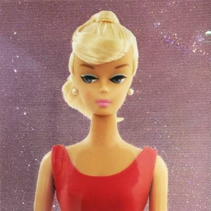 Solid Glam Barbie #2
