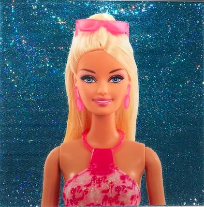 Solid Glam Barbie #3