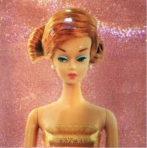 Solid Glam Barbie #5