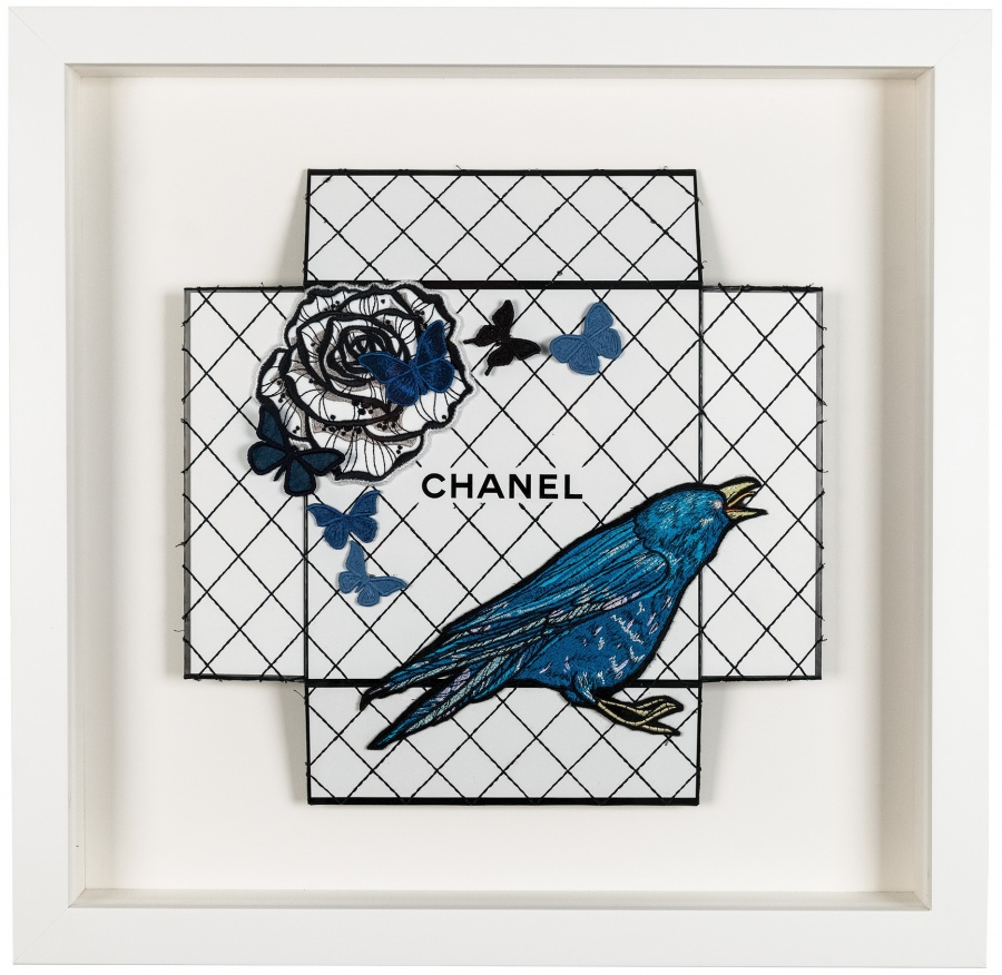 Chanel Crow