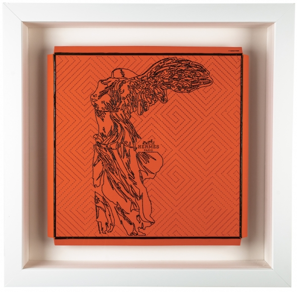 Hermes Winged Victory