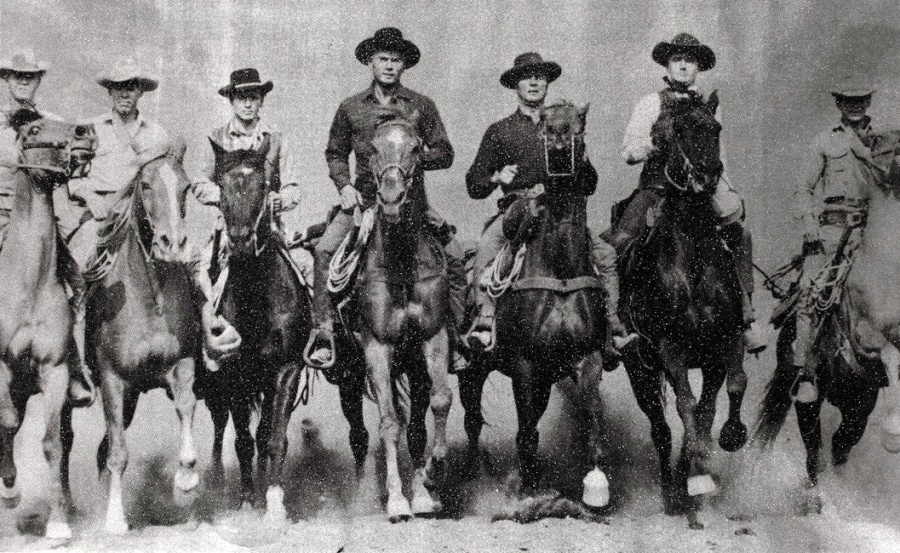 Magnificent Seven, Atomic Silver