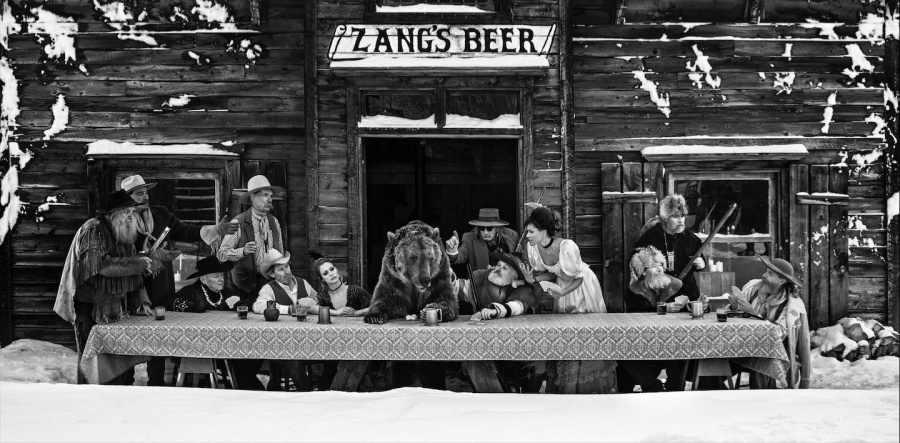 """The Last Supper"" In The Last Frontier"