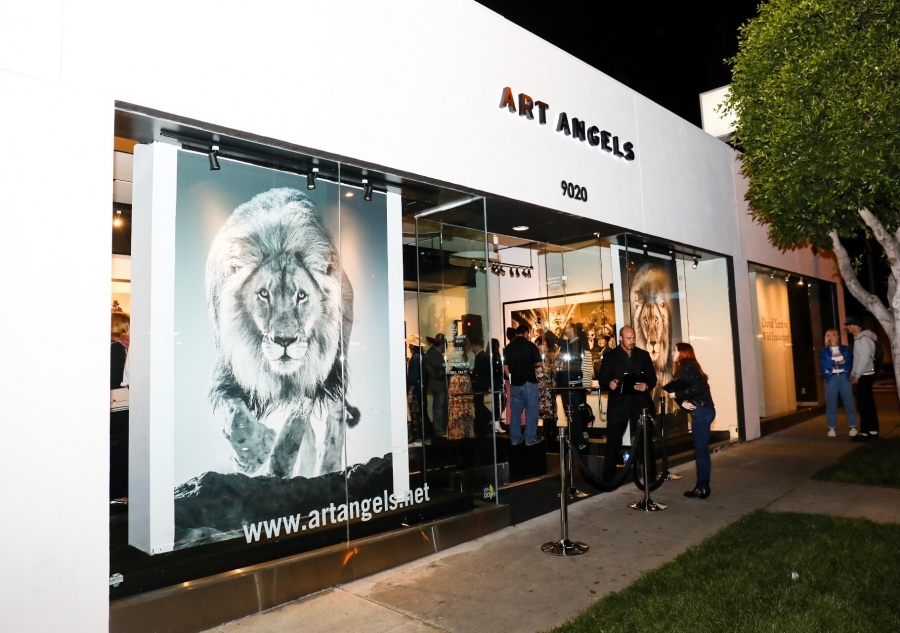 Art Angels Gallery Los Angeles