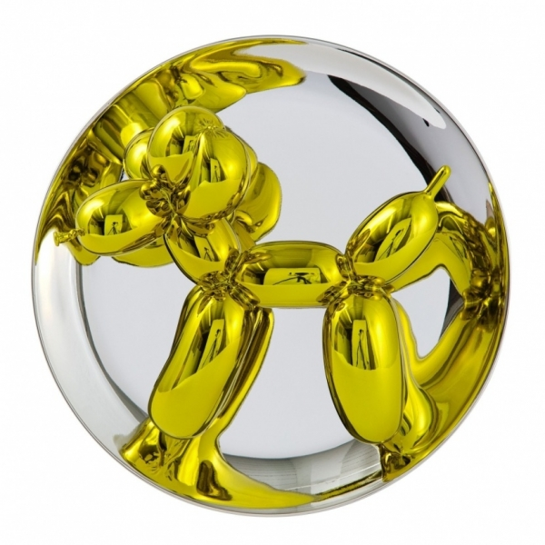 Balloon Dog, Yellow