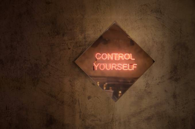Control Yourself (Pink)