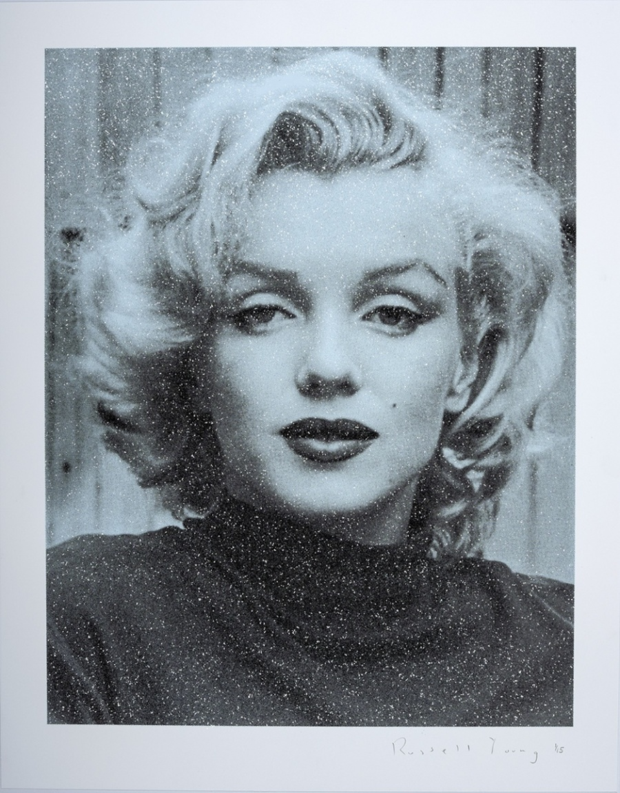 Marilyn Hollywood, Superstar Blue